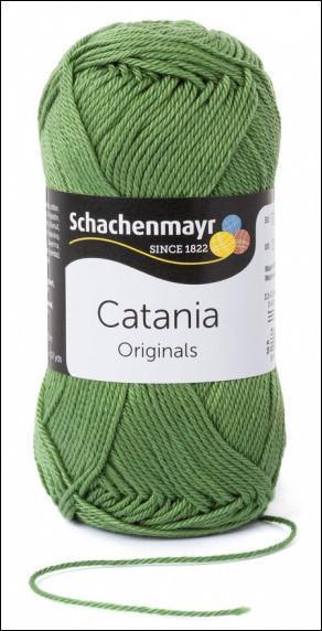 Catania pamut fonal 5dkg  színkód: 0212 Kheki zöld