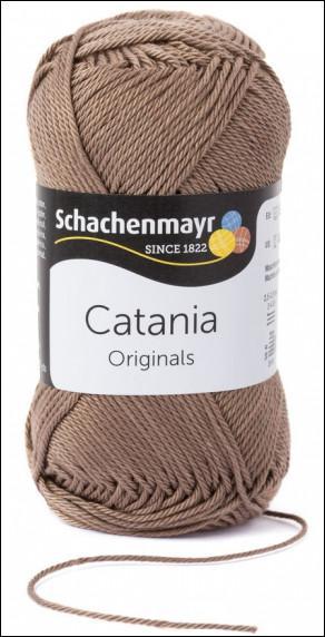 Catania pamut fonal 5dkg  színkód: 0254 Taupe