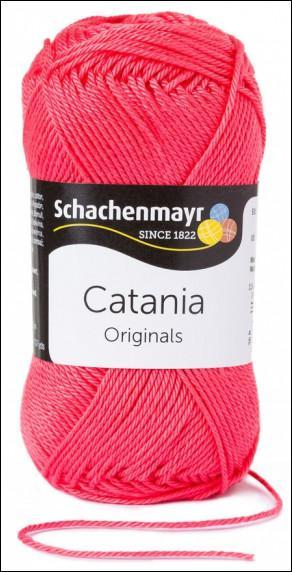 Catania pamut fonal 5dkg  színkód: 0256 Himbeere