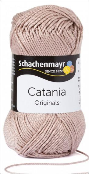 Catania pamut fonal 5dkg  színkód: 0257 Bast