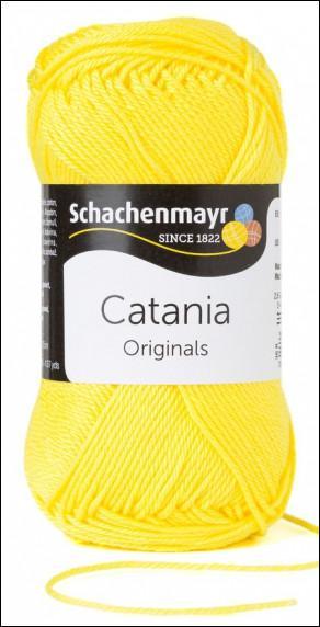 Catania pamut fonal 5dkg  színkód: 0280 Loewenzhan