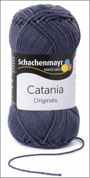 Catania pamut fonal 5dkg  színkód: 0393 Graphit