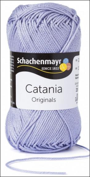 Catania pamut fonal 5dkg  színkód: 0399 Malve