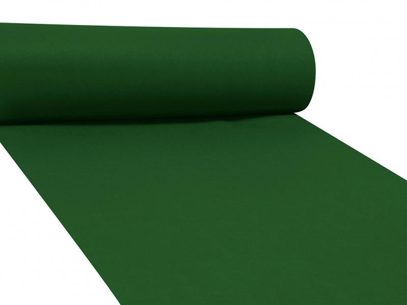 Dekor filc 83cm széles biliárdzöld