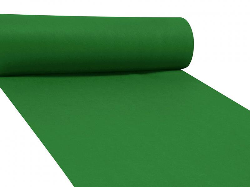 Dekor filc 83cm széles fűzöld