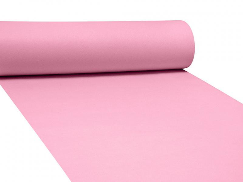 Dekor filc 83cm széles rózsaszín