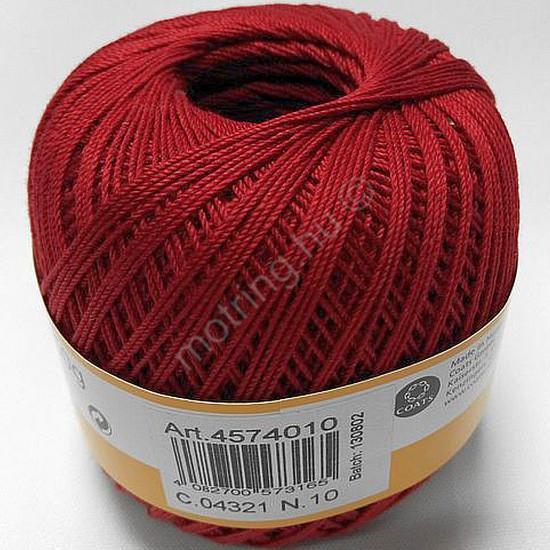 Eldorado Puppets pamut horgolófonal 5dkg  színkód:4321