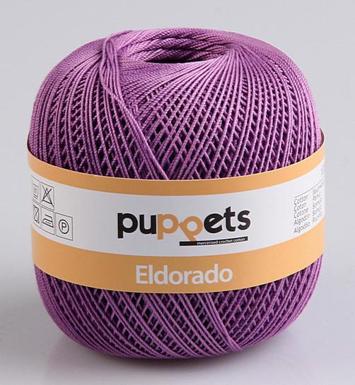 Eldorado Puppets pamut horgolófonal 5dkg  színkód:7098