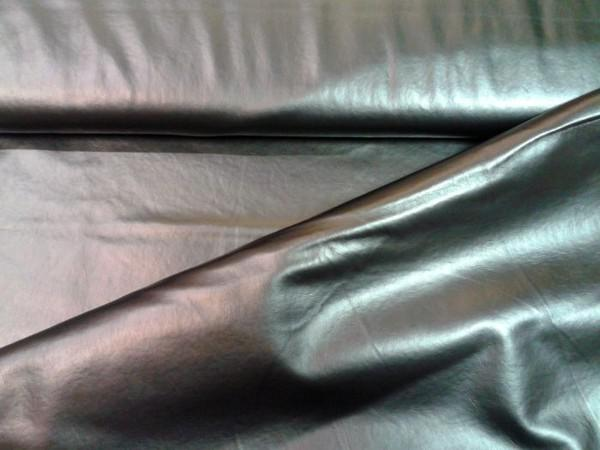 Fekete műbőr 140 cm széles