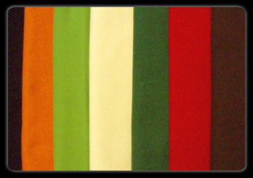 Gyapjús filc posztó 140 cm széles
