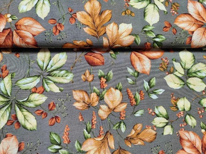 Lakástextil ekrű alapon rózsák 140 cm széles