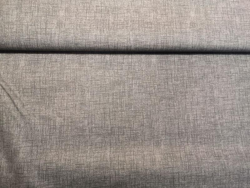 Lakástextil szürke szövetmintás 140 cm széles