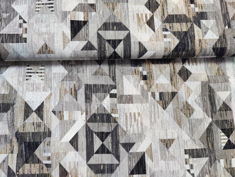 Lakástextil zöld növények 140 cm széles