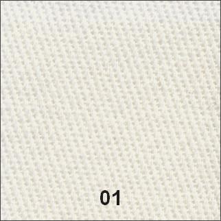 Munkaruha vászon 150 cm széles - 01 fehér