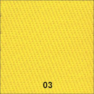 Munkaruha vászon 150 cm széles - 03 Sárga