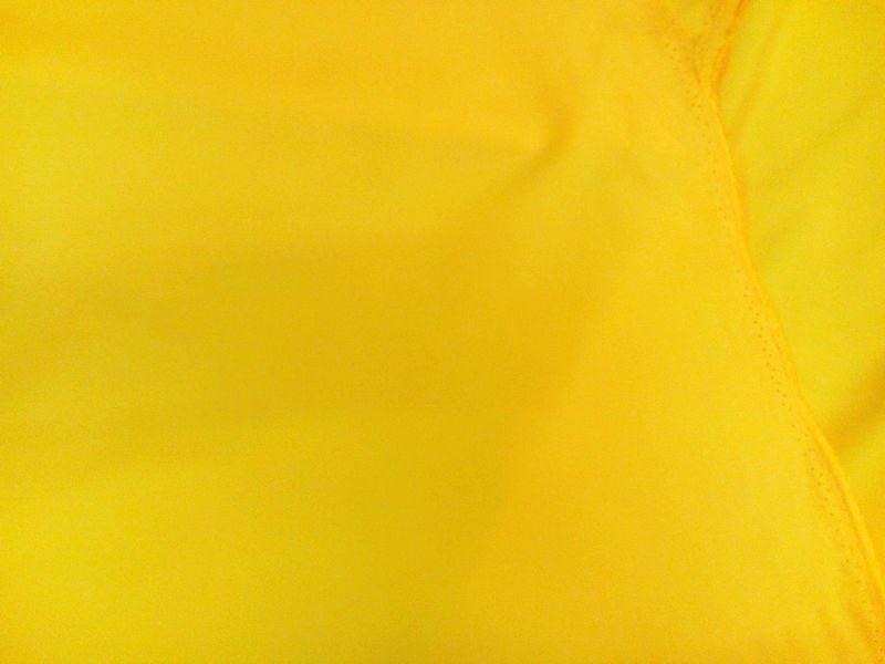 Napernyővászon napsárga színű 160 cm széles