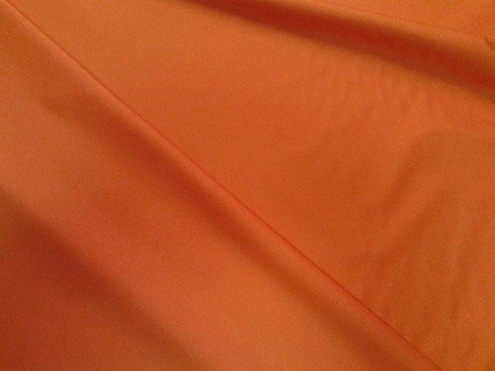 Napernyővászon narancs színű 160 cm széles