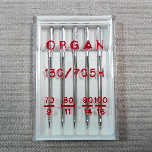 Organ géptű vegyes 5 db-os