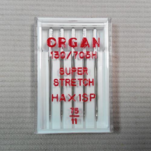 Organ Super Stretch géptű 5 db-os