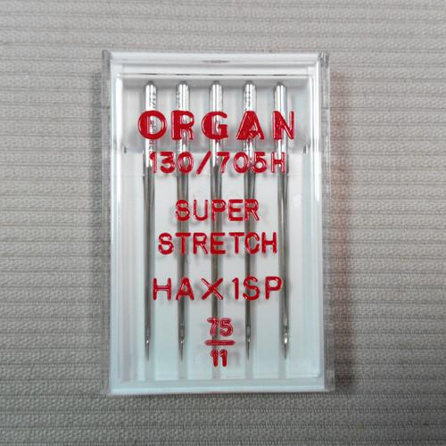 Organ Super Stretch géptű 5 db-os