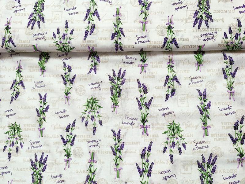 Pamut vászon piros alapon, fekete pöttyös 140 cm széles