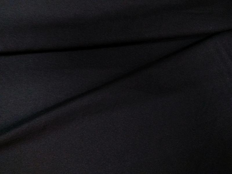 Panama szövet (C22 Fekete) 150 cm széles