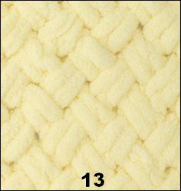 Puffy fonal 10dkg  színkód: 13