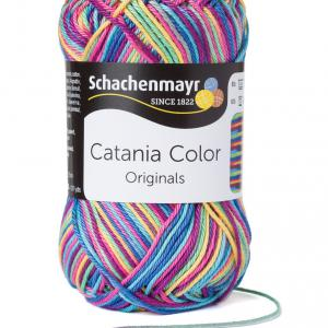 Catania Color pamut fonal 5dkg  színkód: 0093 Afrika