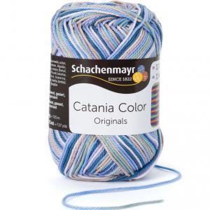 Catania Color pamut fonal 5dkg  színkód: 0212 Wolke color