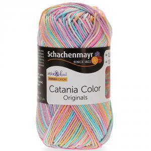 Catania Color pamut fonal 5dkg  színkód: 0231 Einhorn color