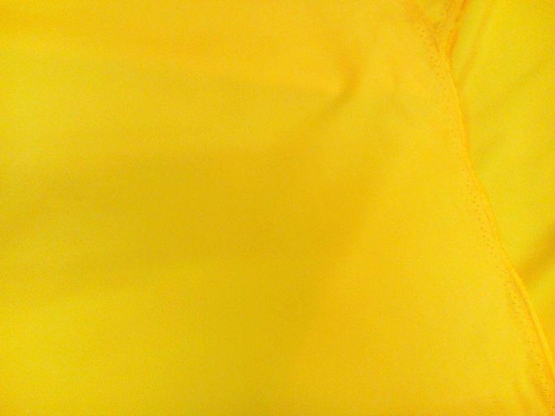 Vízlepergetős napernyő vászon UV álló napsárga 160 cm széles