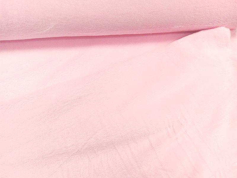 Well SOFT egyszínű 150 cm széles rózsaszín