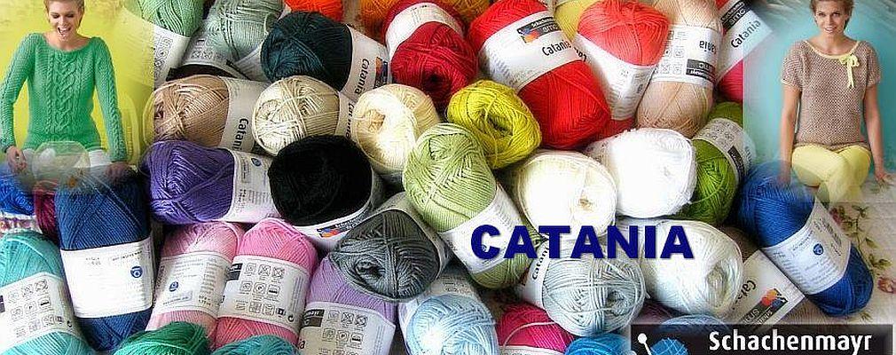 Catania fonál: fukszia (szín: 128) Textil Webshop Függöny