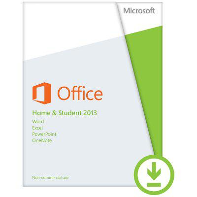 Microsoft® Office Home and Student 2013 32/64 Hungarian PkLic Online Eurozone DwnLd C2R NR