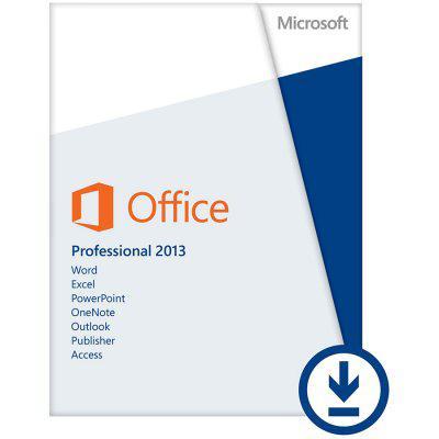 Microsoft® Office Pro 2013 32/64 Hungarian PkLic Online Eurozone DwnLd C2R NR