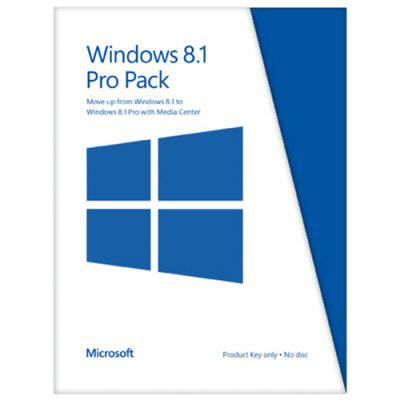 Microsoft® Win Pro Pack Direct NEXT 32-bit/64-bit All Languages Product Upgrade Online Product Key L