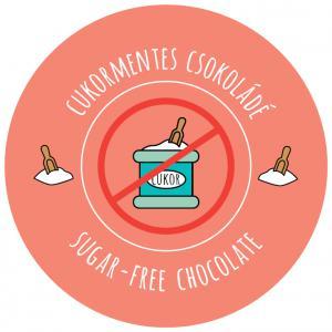 CUKORMENTES tejcsokoládé