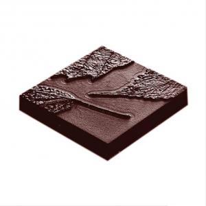 gyömbéres étcsokoládé kocka