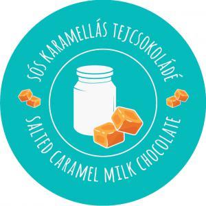 sós karamelles tejcsokoládé