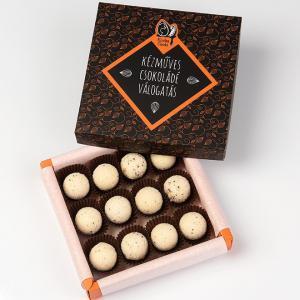 12 db-os bonbon (pezsgőkrémes gömbök)