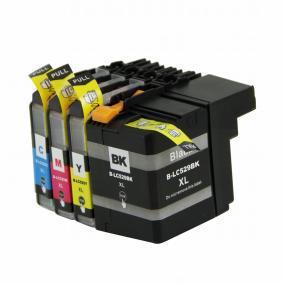 Brother LC 529 XL + LC 525 XL utángyártott tintapatron csomag