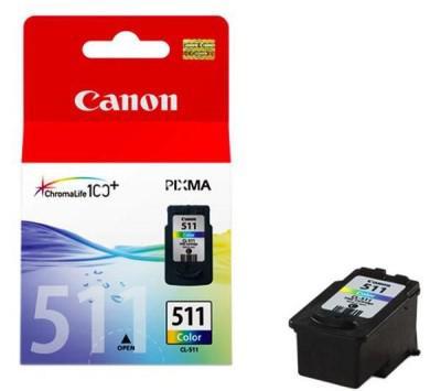 Canon CL-511 szines eredeti tintapatron