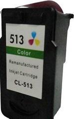 Canon CL-513 színes utángyártott  tintapatron (nagy kapacitású)