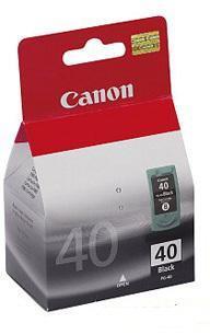 Canon PG-40 fekete eredeti tintapatron