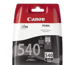 Canon PG-540 fekete eredeti tintapatron