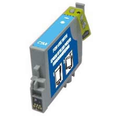EPSON T0485 utángyártott tintapatron lightcyán
