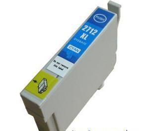 Epson T2712 [C XL] utángyártott tintapatron cyán