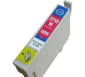 Epson T2713 [M XL] utángyártott tintapatron magenta