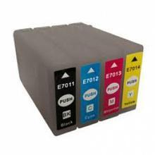 Epson T7011//T7021/T7031 (7011/T7031)  utángyártott tintapatron  fekete prémium minőség