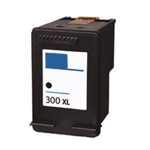 HP 300 XL Bk (CC640 ) utángyártott tintapatron (nagykapacitású)